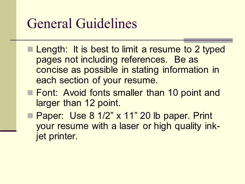 educ 4454 class 17 p j methods resumes cover letters