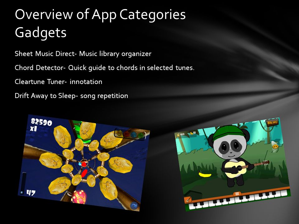 Musicianswithapps com  Overview of Site -A collection of apps for