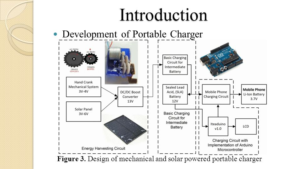 Development of Portable Charger for Mobile Phone Using