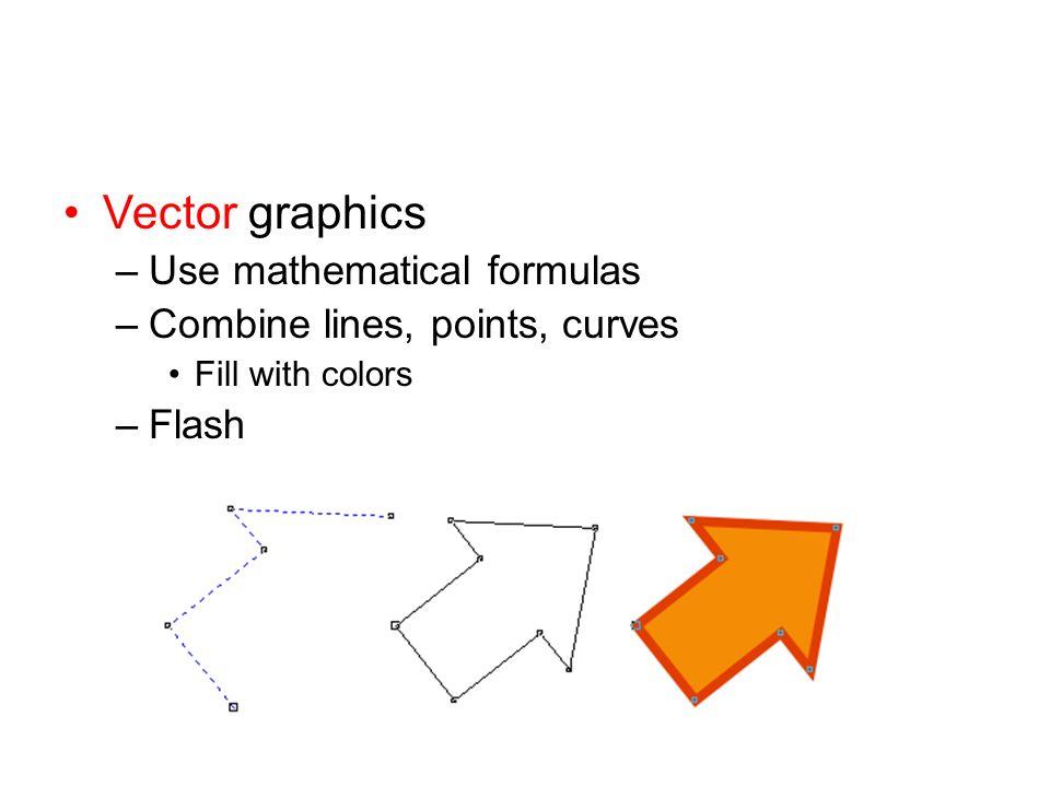 File Formats COM 366 Web Design & Layout  Native file format