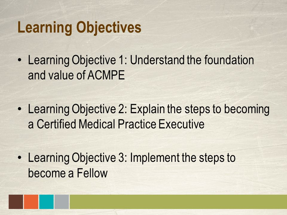 Promoting Your Professional Development With Acmpe Lindsay Hayes Ma