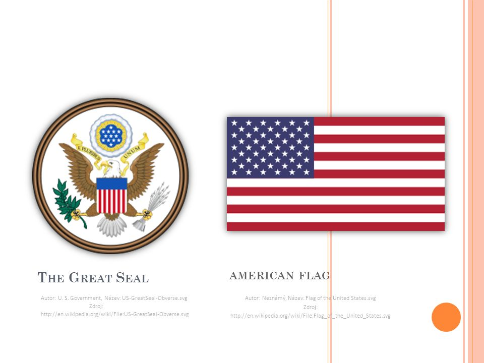 Basic Facts About The Usa Population Symbols Political System