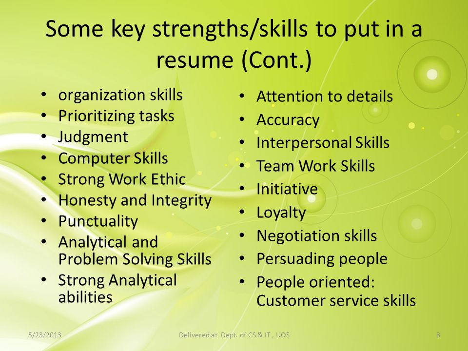 preparing your cv getting ready for your job interview prof dr m