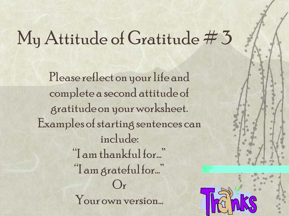 Lesson 6 Leading Causes Of Death My Attitude Of Gratitude 3 Please
