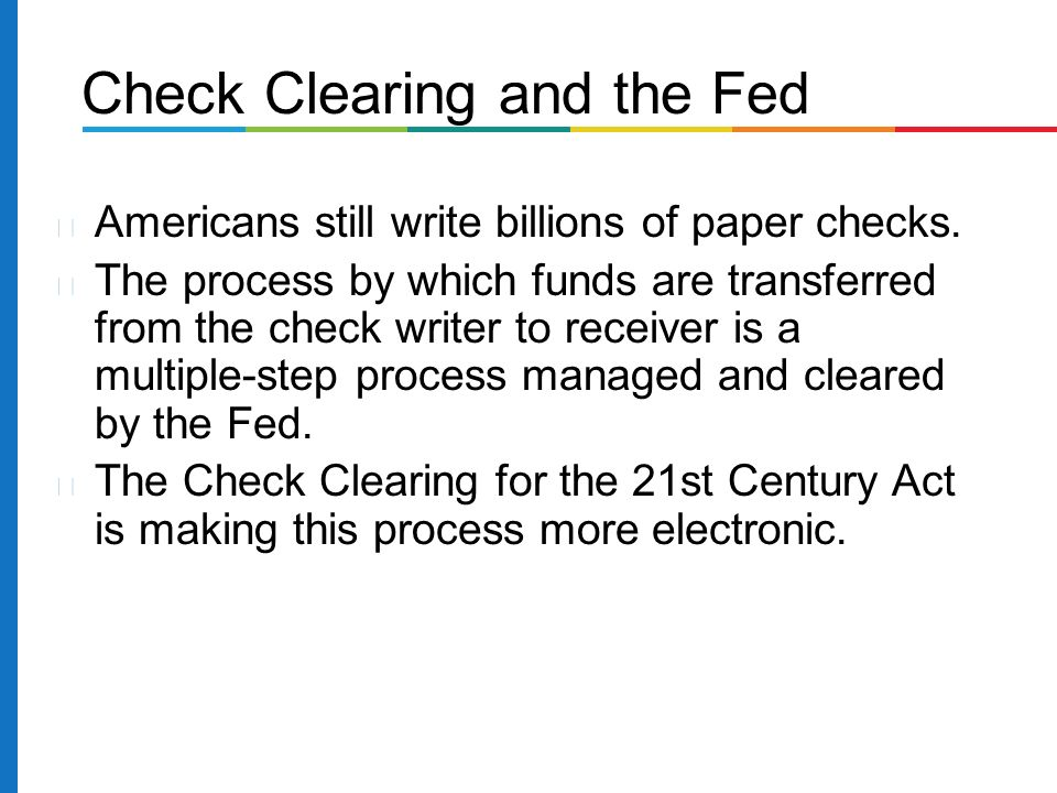 Americans still write billions of paper checks.