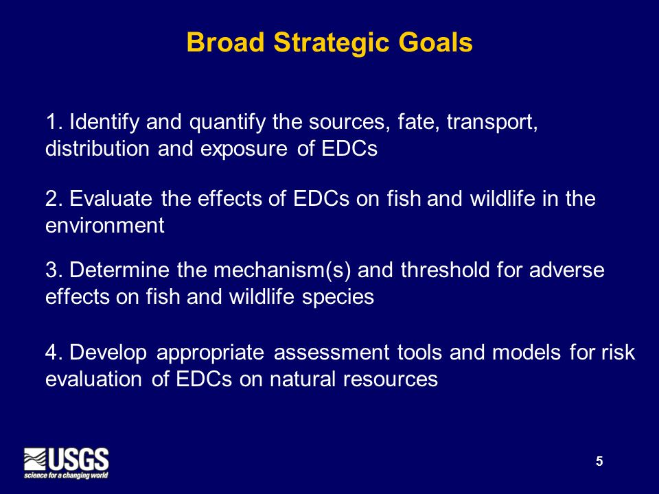 USGS Chesapeake Bay Watershed EDC Science: The Next Five
