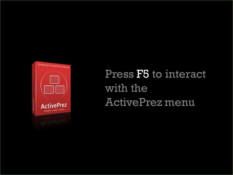 activeprez menu template title section asection bcustom