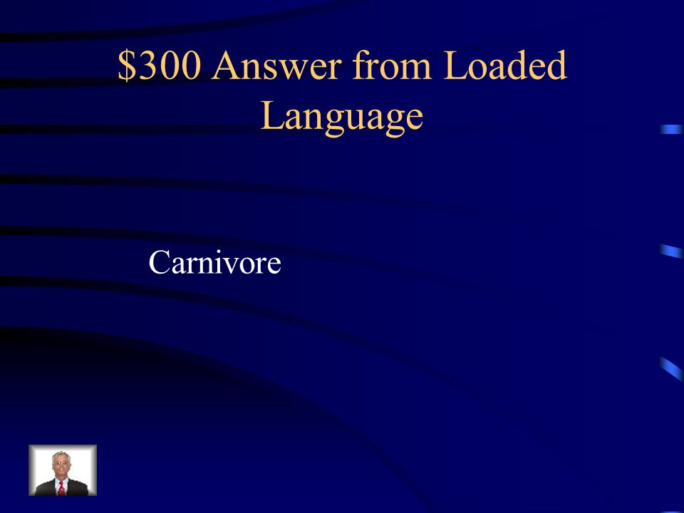 $300 Question from Loaded Language Identify the loaded language in the following passage: The FBI changed the name of its spying software from Carnivore to DCS 1000 recently, even though it is the same program.