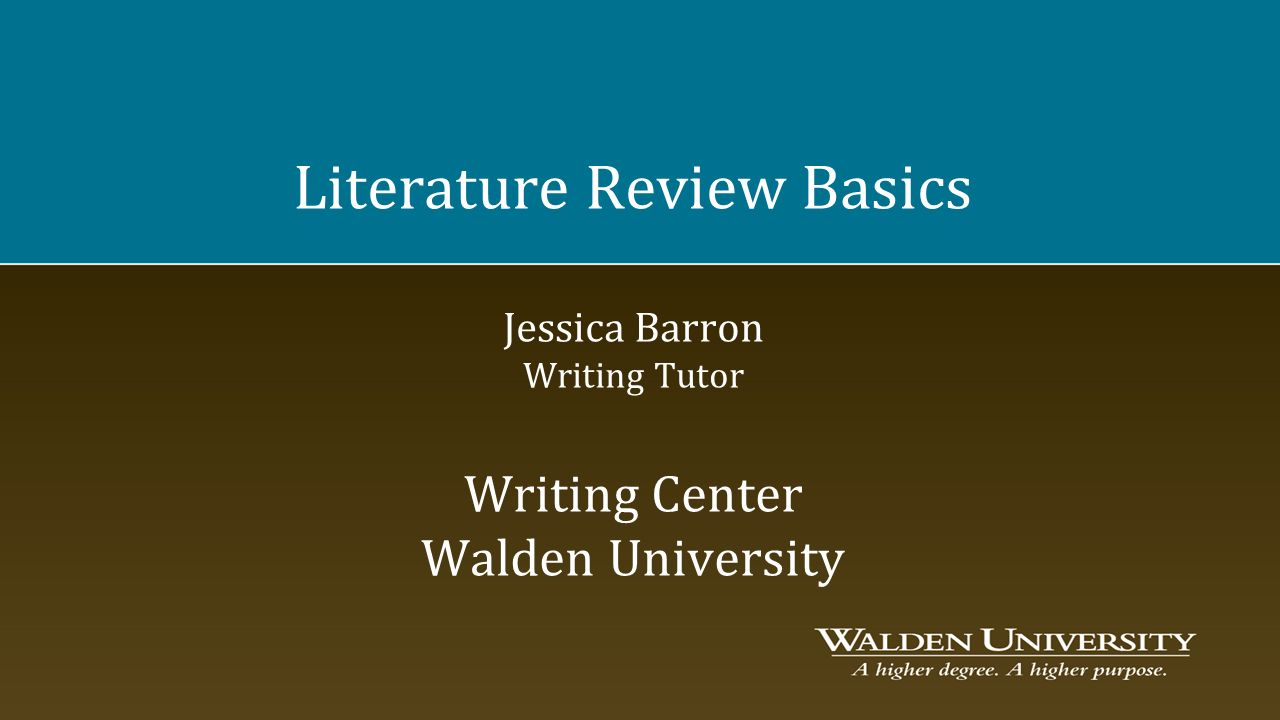literature reviewer A literature review is the effective evaluation of selected documents on a research topic a review may form an essential part of the research process or may constitute a research project in itself.