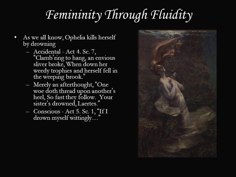 ophelia feminism