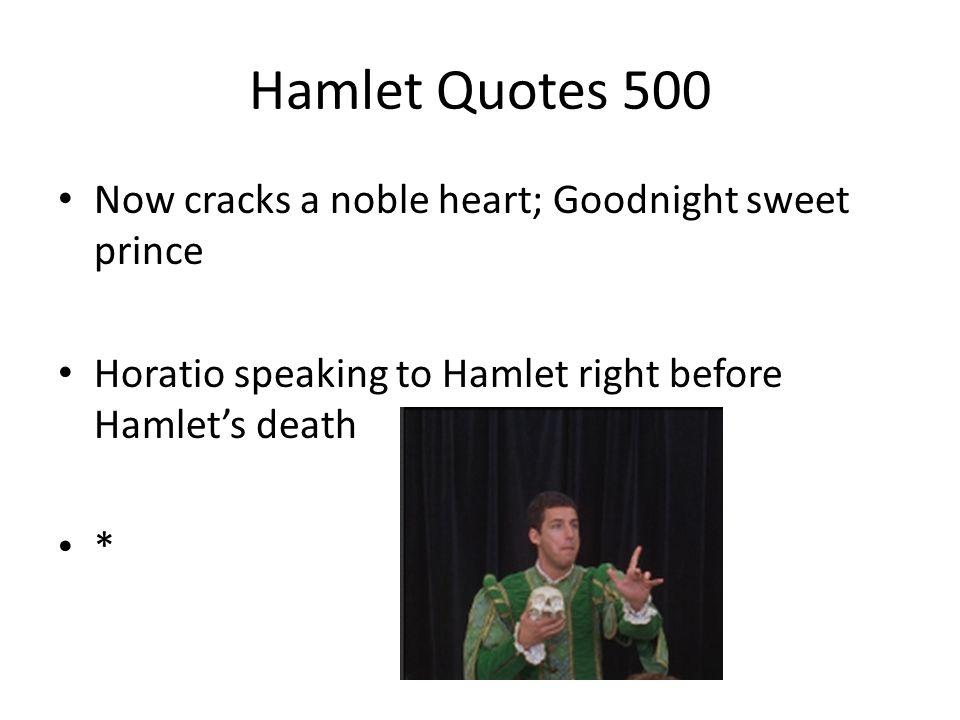 12 Th Grade Jeopardy Hamlet Quotes Hamlet Characters Hamlet