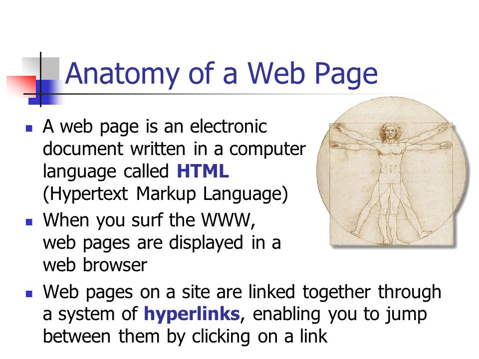 Getting Started Learning Web Design: Chapter 1 and Chapter ppt download