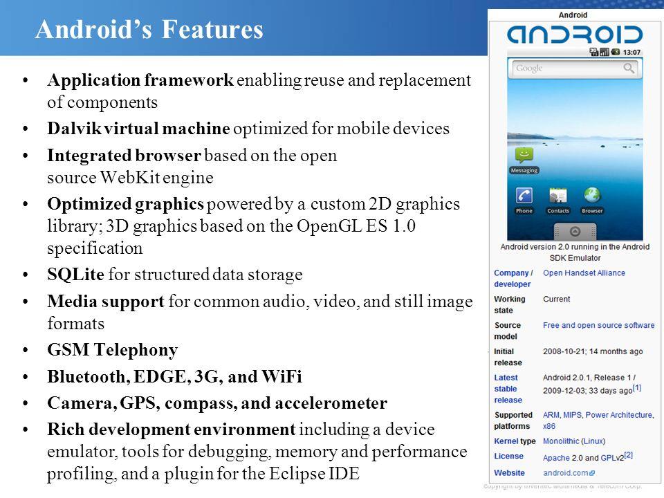 Mobile Platform Comparison 2010/01/06  What is Symbian? An