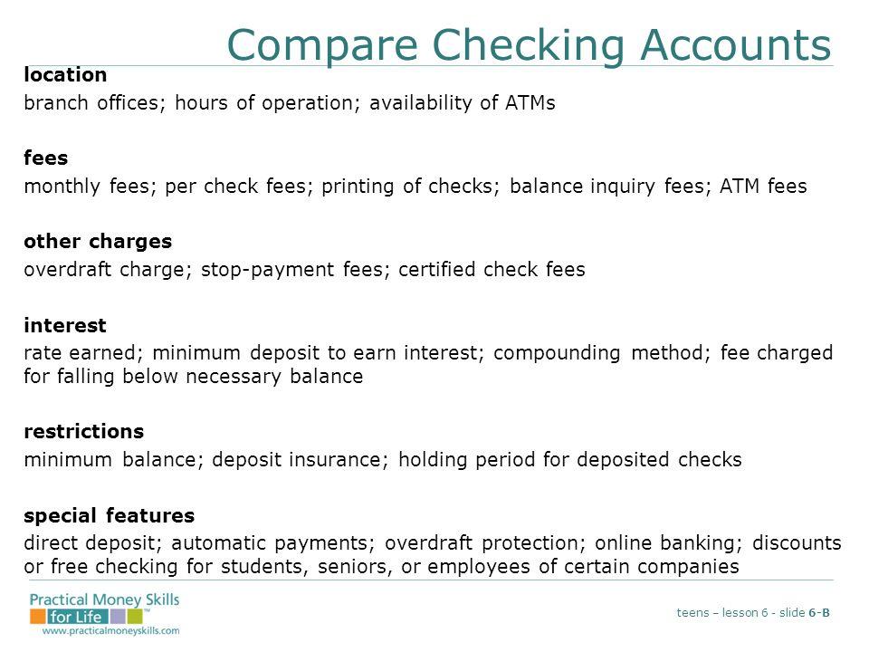 Money Management Banking Services Presentation Slides 03