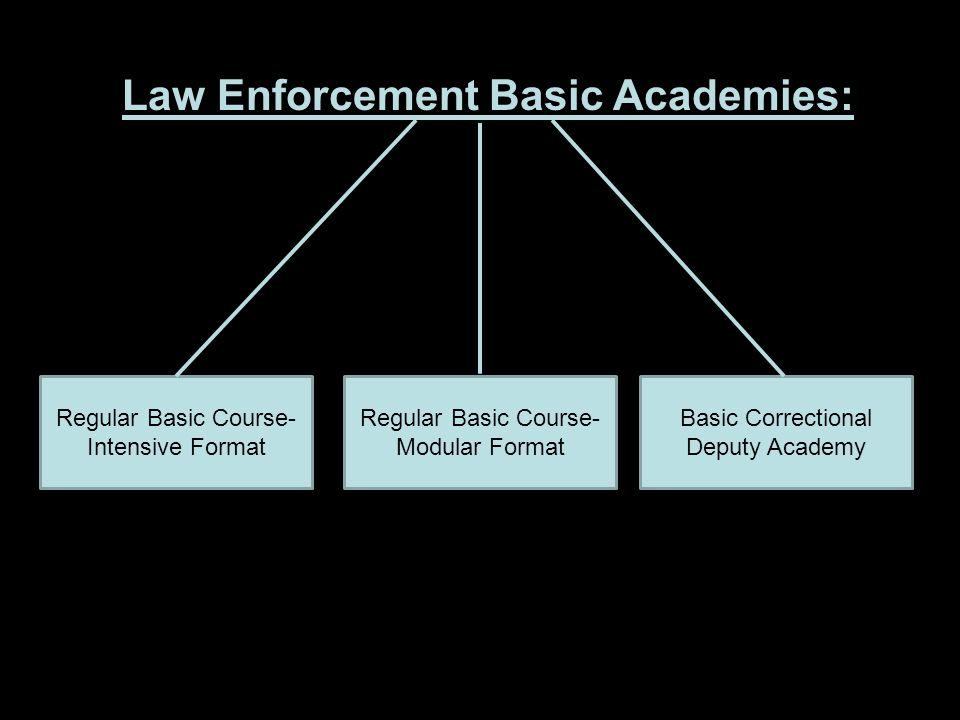 Moreno Valley College Law Enforcement Training Programs Ben Clark