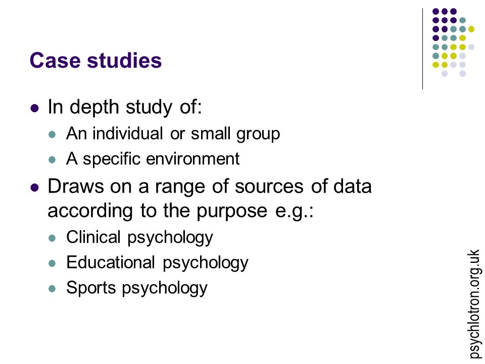 sports psychology case study example