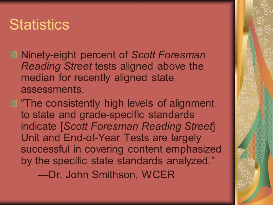 Open Court Reading And Scott Foresman Reading Program By
