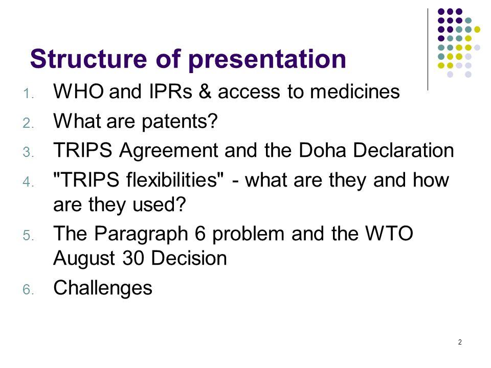 Whoedm Technical Briefing Seminar 27 September 1 October 2004