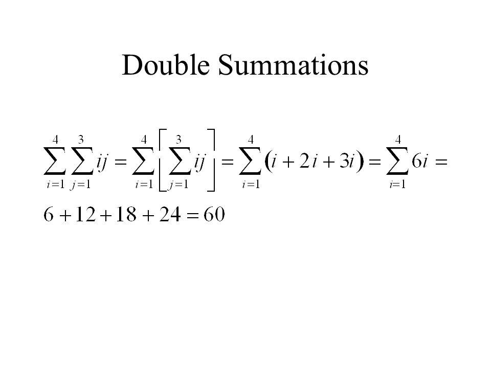 Sequences & Summations CS 1050 Rosen 3 2  Sequence A