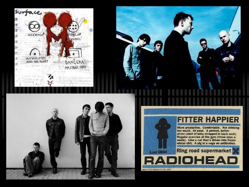 Boney Kings of Nowhere A Radiohead History and Listening