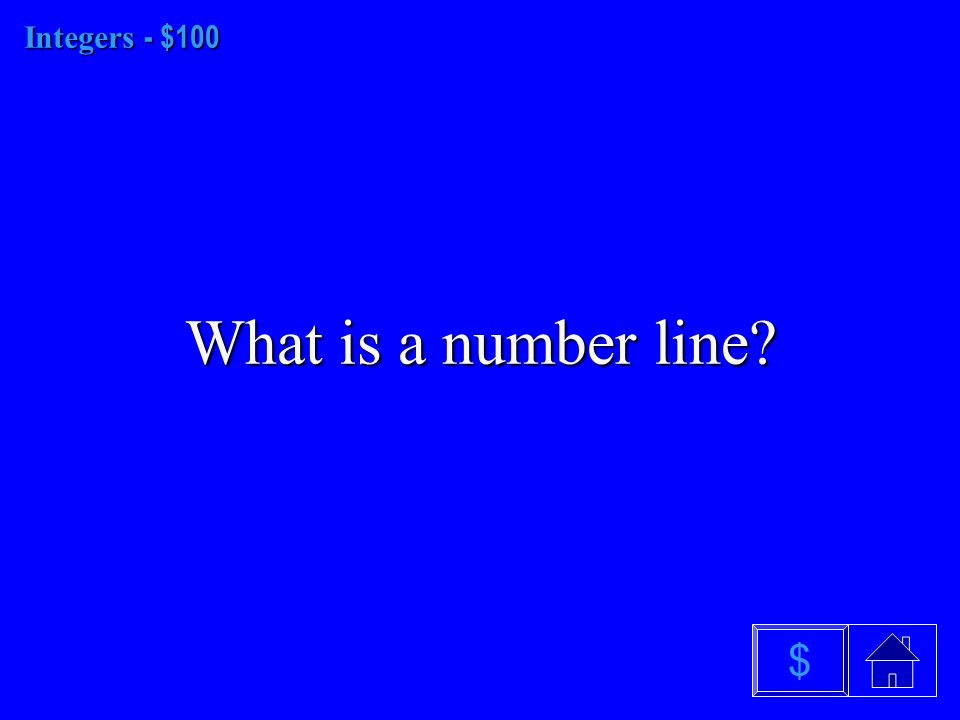 Order of Operations - $500 What is 6 divided by 3 $