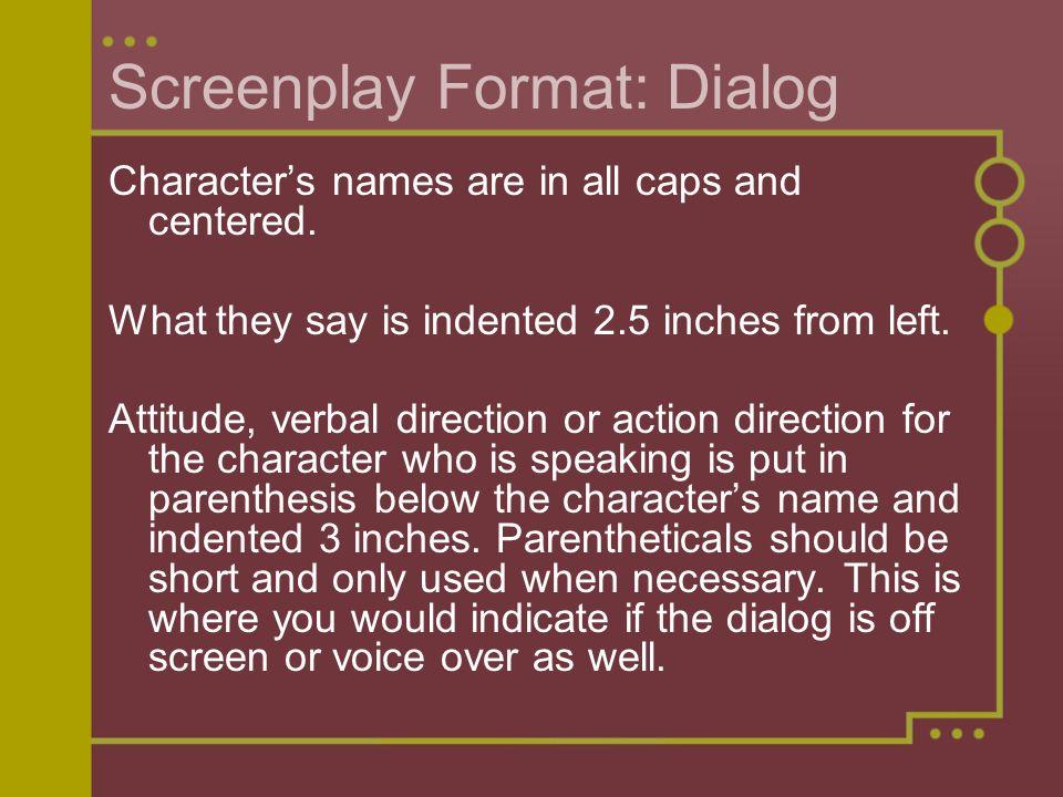 Pre Production Process Planning the fiction film: premise