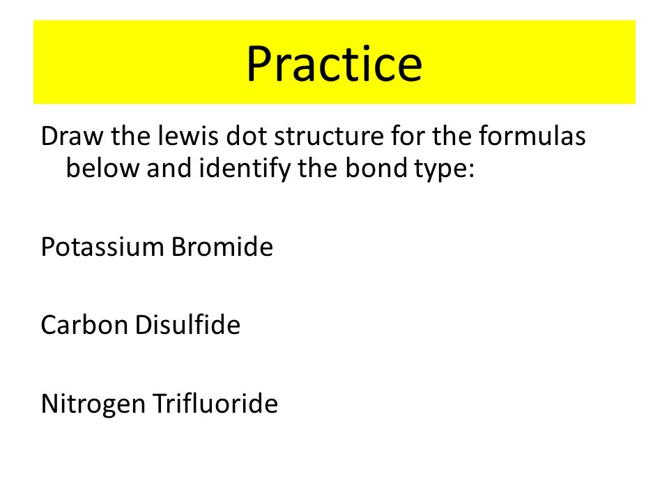 slide_19 monday and tuesday march 26 and 27 lewis dot structures ppt download