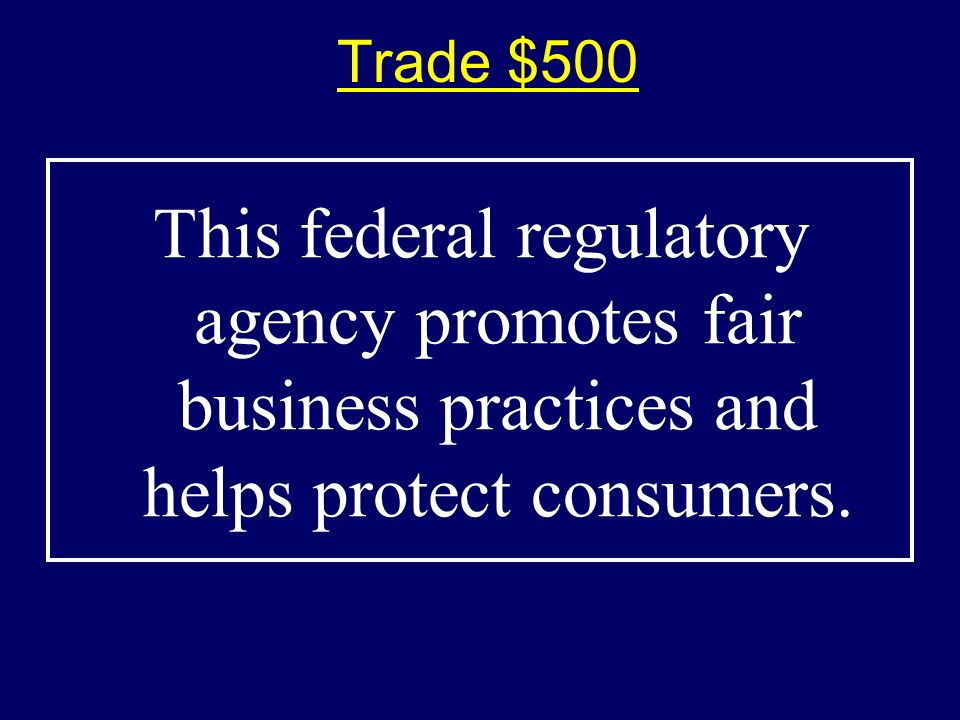 Trade $400-Answer$400-Answer What is an economic sanction