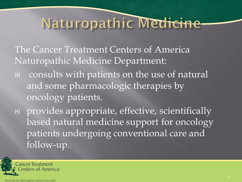 The Role of Naturopathic Medicine In Treating Multiple