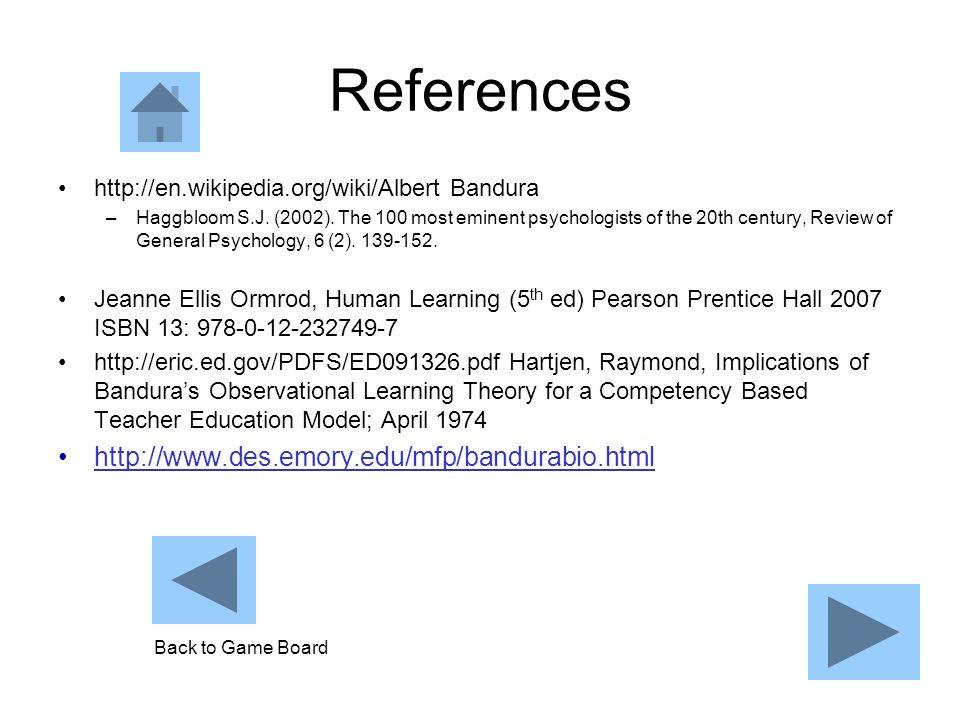 bandura observational learning theory pdf