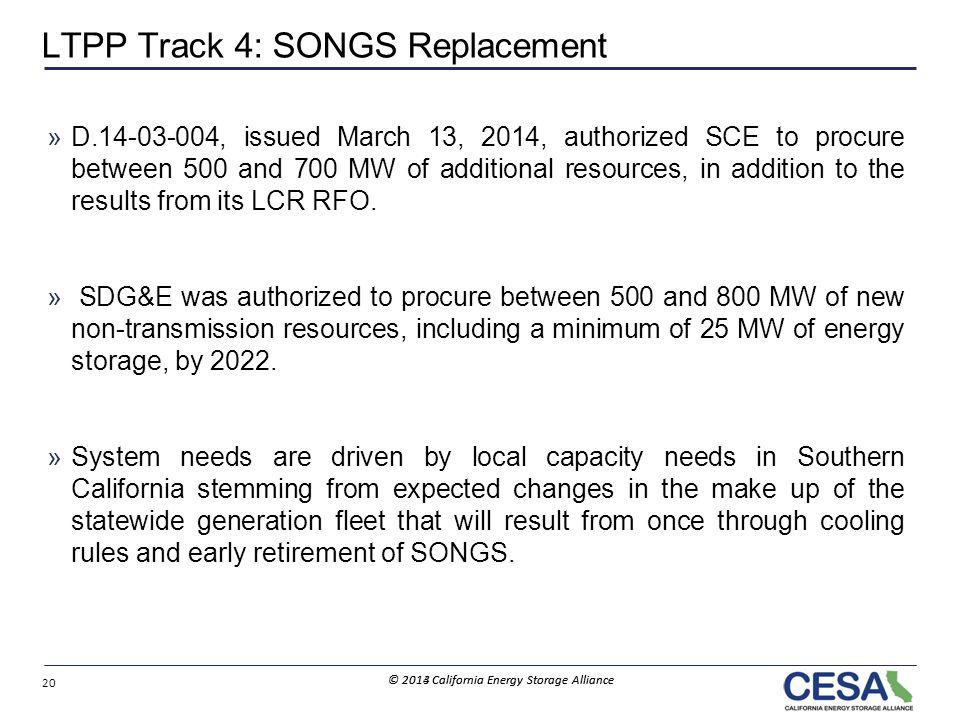 Procurement of Grid-Scale Energy Storage Don Liddell, Douglass