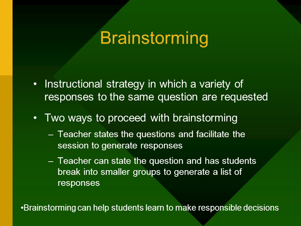 Instructional Strategies And Technologies Motivating Students To