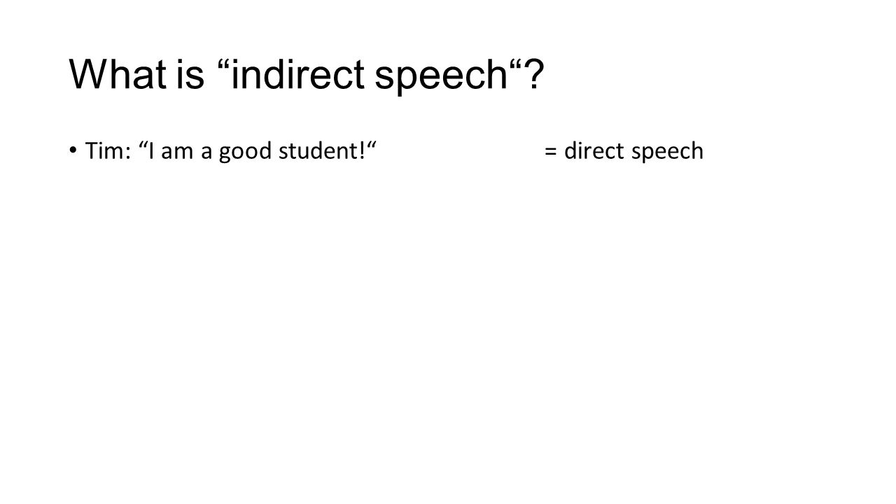 speech about how to be a good student