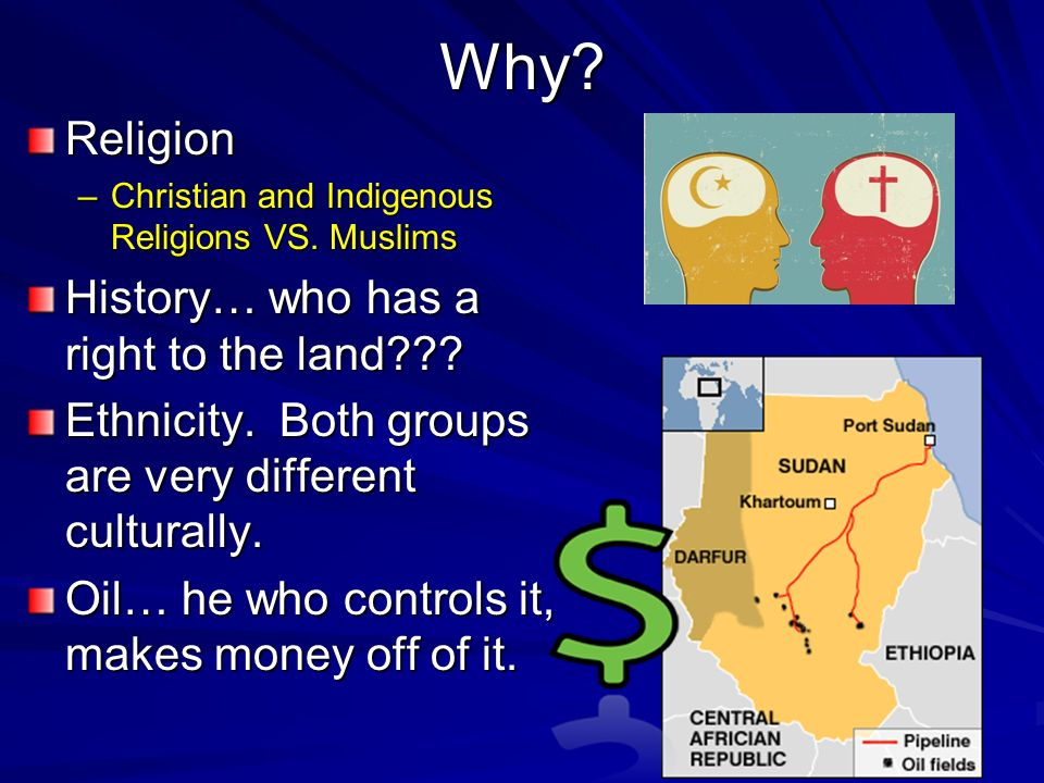 Why Religion –Christian and Indigenous Religions VS.