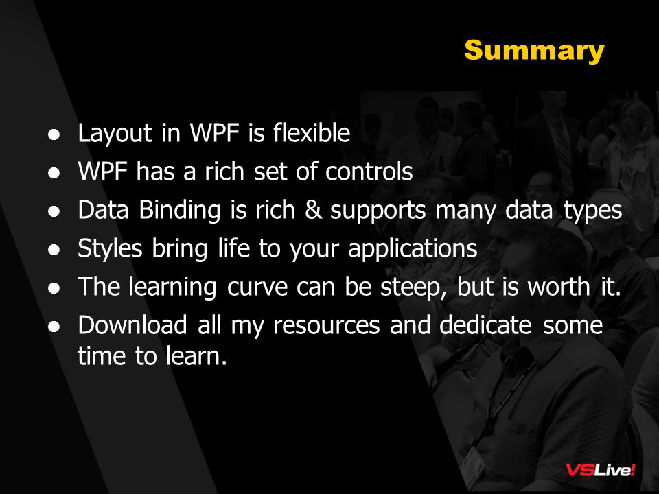 Jump into WPF! Tim Huckaby CEO, InterKnowlogy Microsoft RD