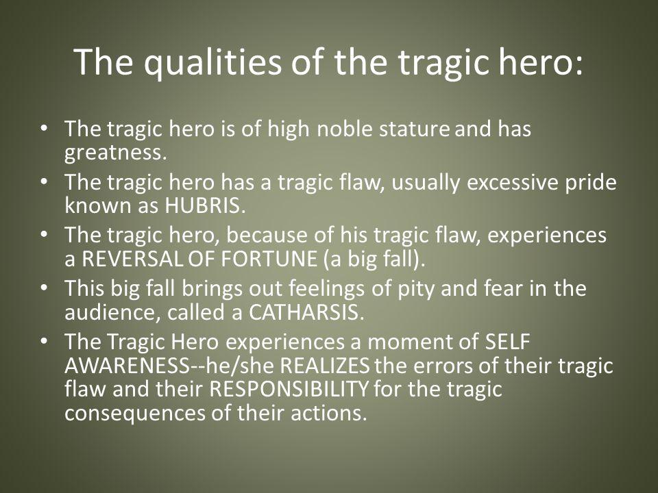aristotelian hero