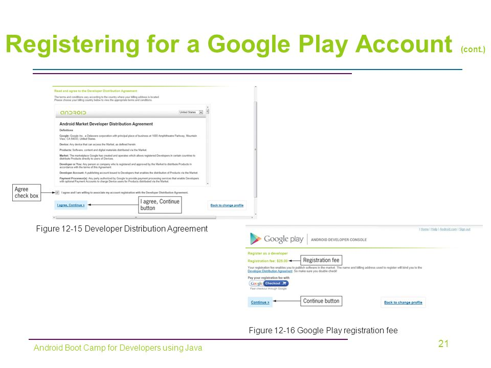 Chapter 12: Finale! Publishing Your Android App  Objectives