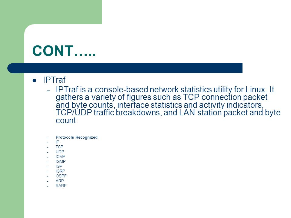 Network Monitoring Tools  What are Network Monitoring Tools