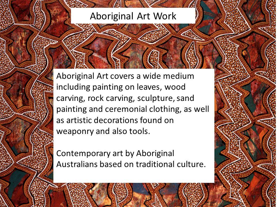 Aboriginal Art Indigenous Australian Art Where In The World Does