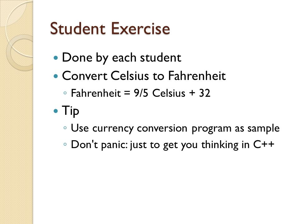 Problem Solving via Computers CS 1428 Week 1 Texas State University