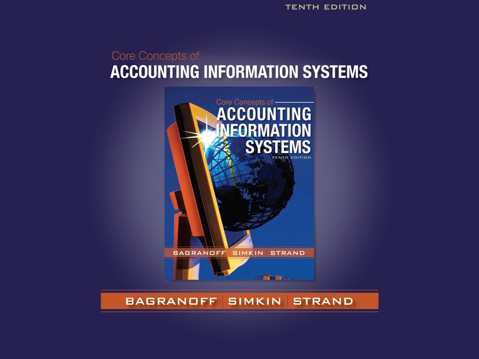 Internal control and accounting systems.