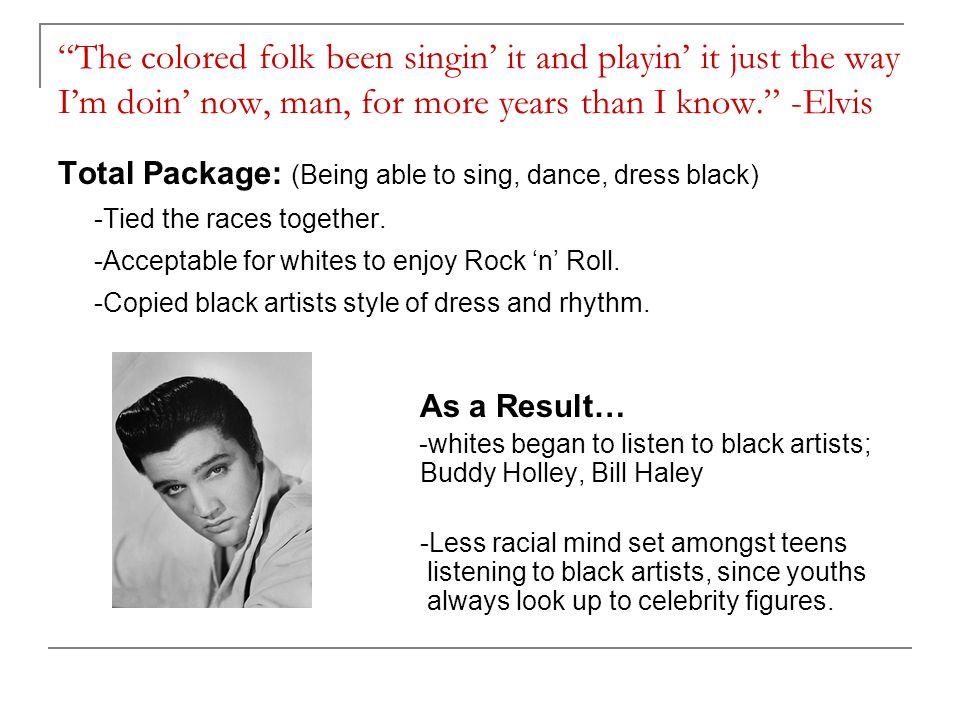 Lyric a little less conversation elvis presley lyrics : Elvis Presley By: Sarah Menta & Jon Russo. To what extent did ...