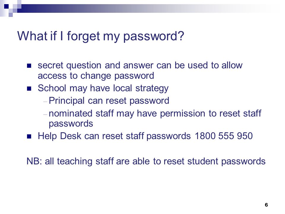 1 Secure Internet browsing and Support for staff in schools