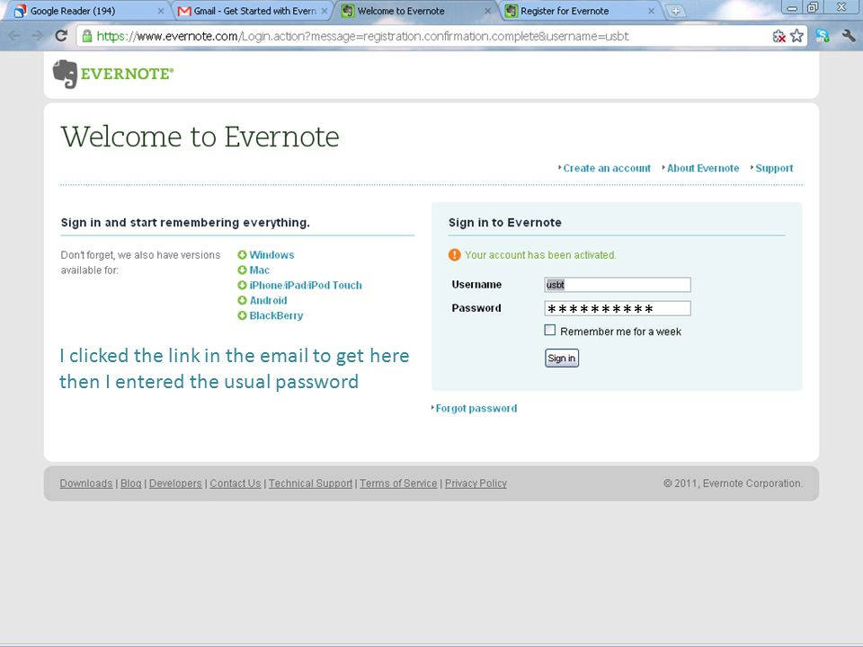 Evernote How to remember everything without having to keep