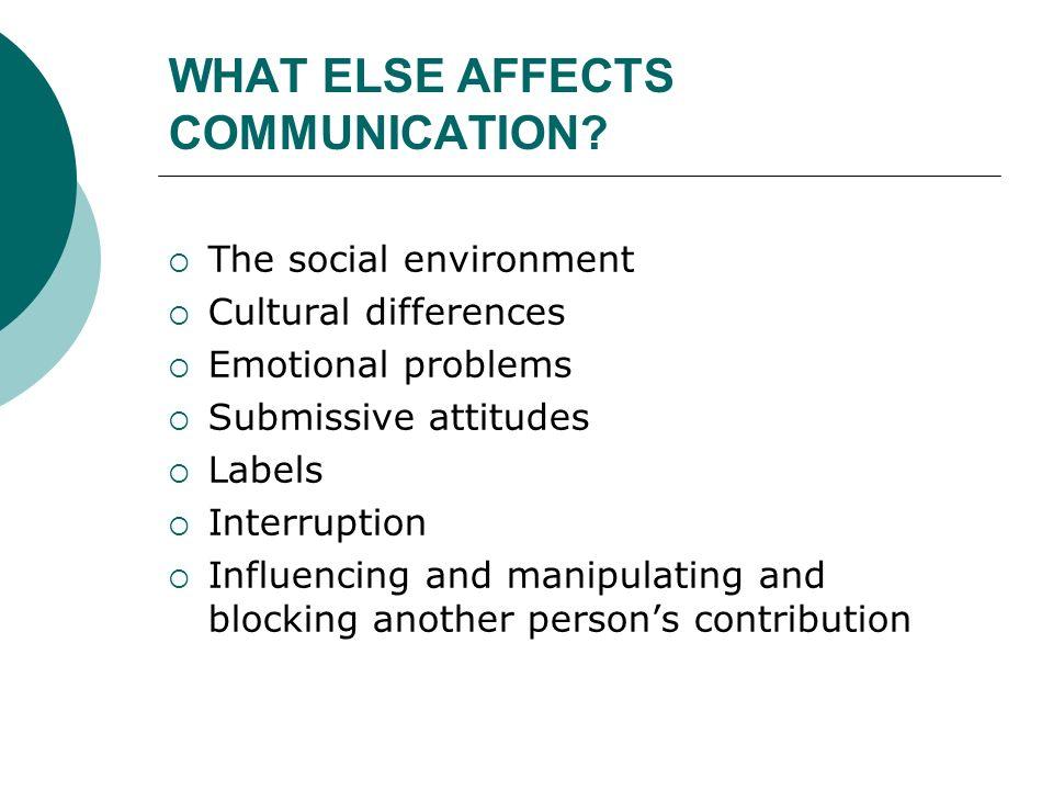 how culture affects communication pdf