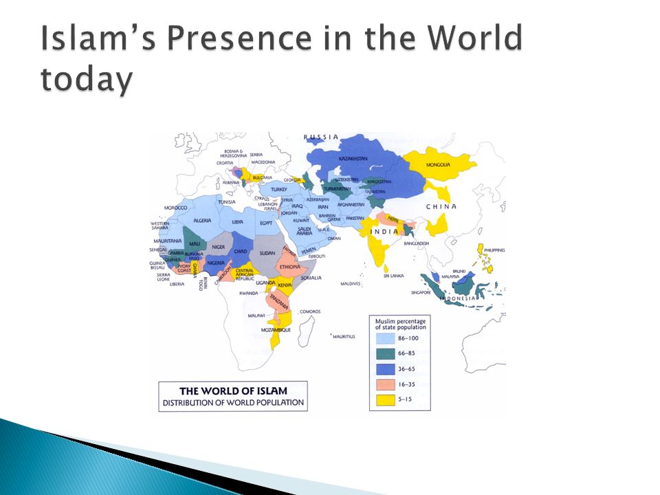 & The Rise of Islam   Jesus- Jew who preached that God