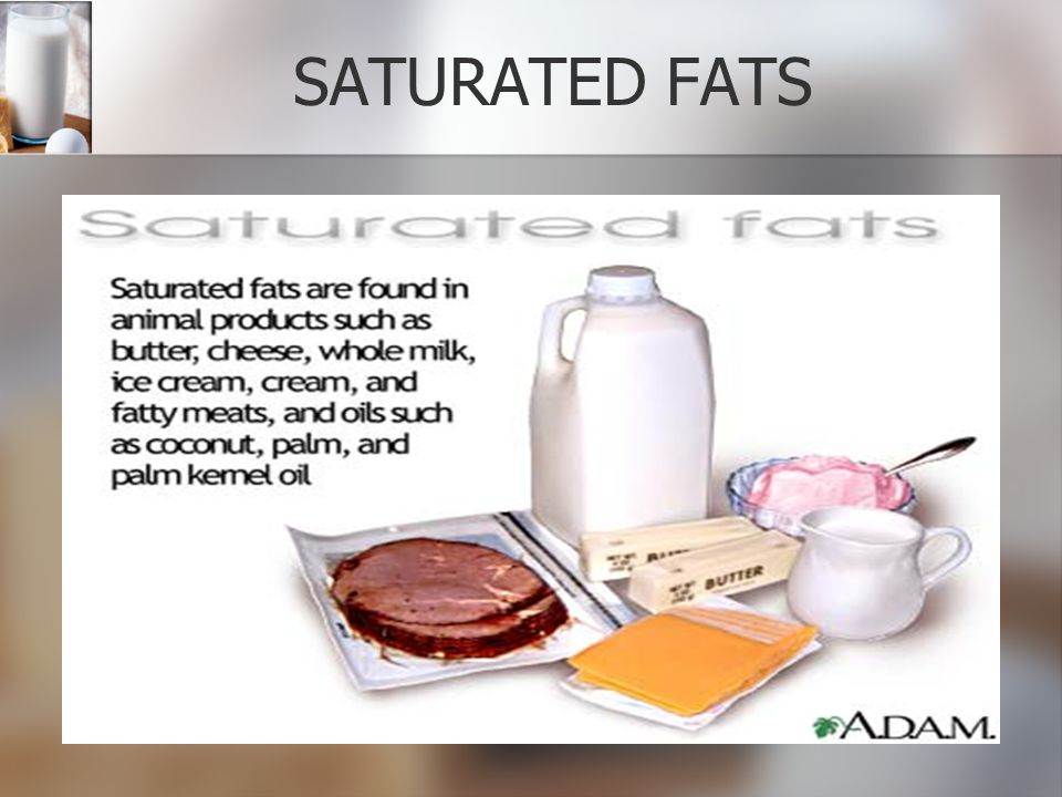 FATS Chapter 6 Sports Nutrition FATS The Concentrated Energy Source. - ppt  download