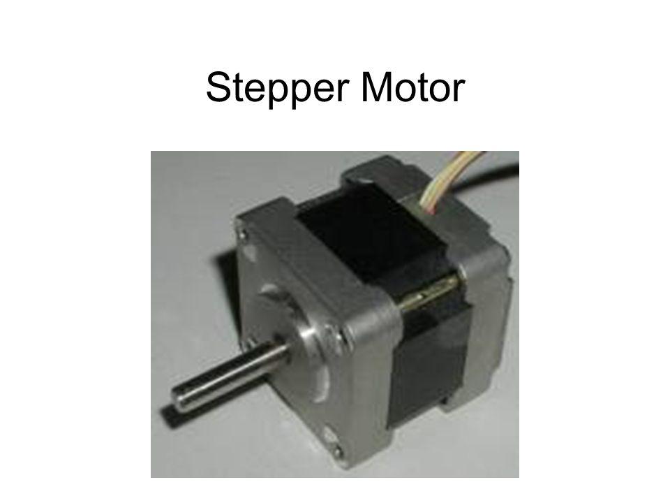 Stepper Motor  Stator Rotor Full Stepping Energizing one