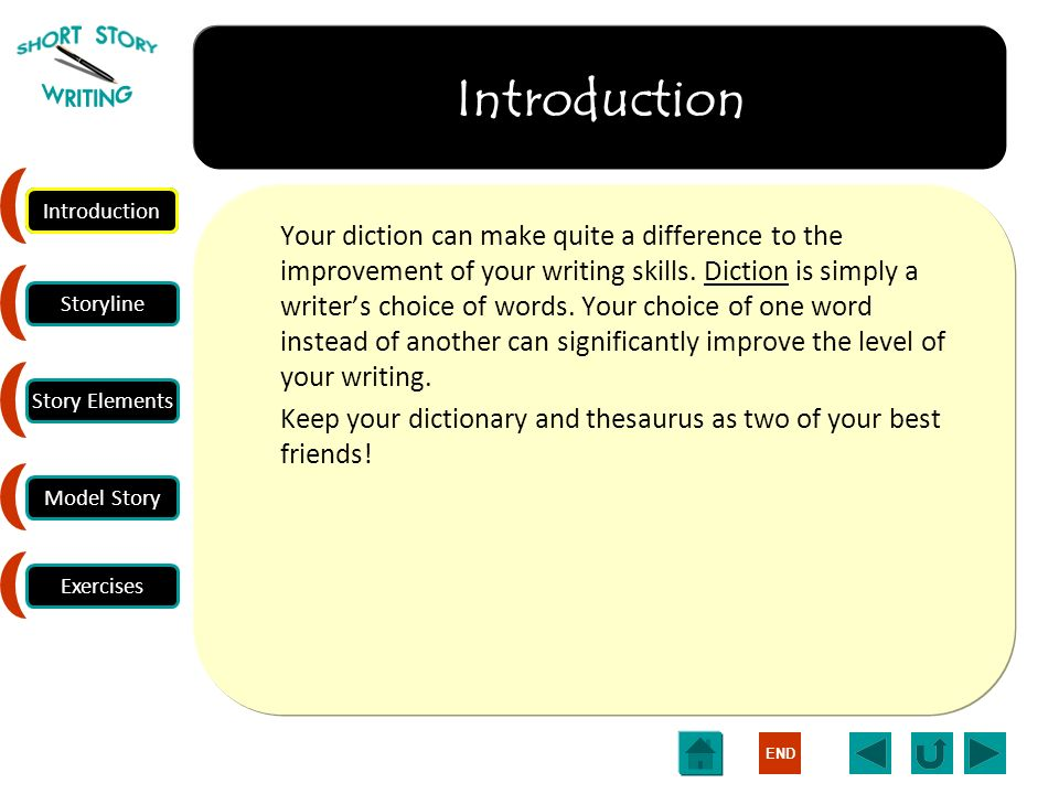 Introduction END Introduction Elements Language BEGIN  - ppt download