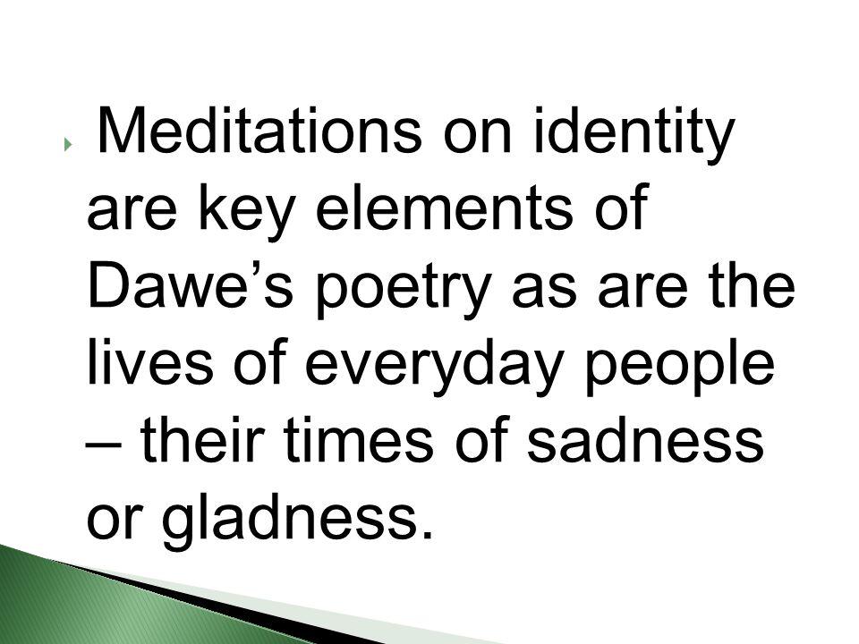 drifters bruce dawe poem